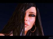 Slavegirl with dirty holes - Sadira's Rebellion by jackerman
