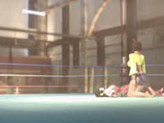 Tekken Josie X Eliza by FatCat17